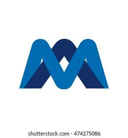 AM initial logo