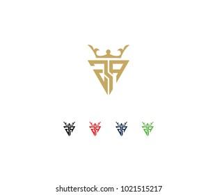 Initial logo design GA
