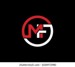 Initial logo design MF