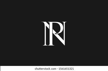 Initial N ,P NP ,PN Letter Logo Design