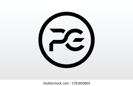 Initial PG Letter Logo With Creative Modern Business Typography Vector Template. Creative Letter PG Logo Vector.