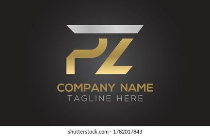 Initial PZ Letter Logo With Creative Modern Business Typography Vector Template. Creative Letter PZ Logo Vector.