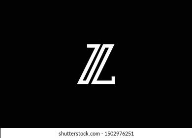 Initial TL LT Letter Logo Design Vector Template. Monogram and Creative Alphabet T L and Z Letters icon Illustration.