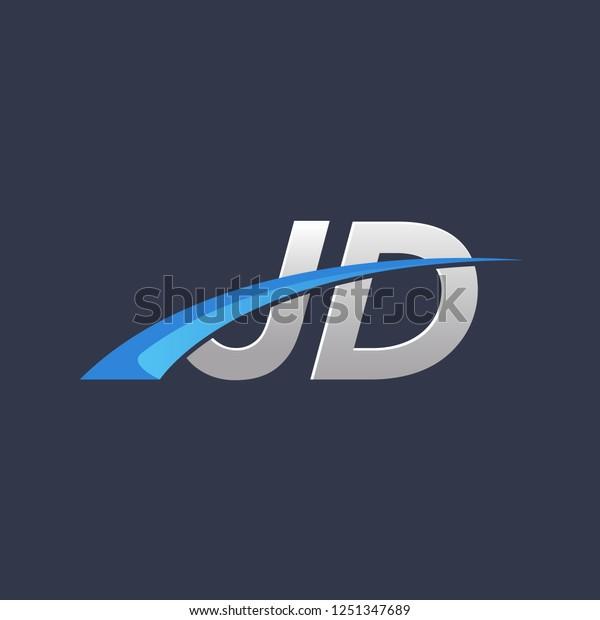 initial vector letter jd logo designs stock vector royalty free 1251347689 https www shutterstock com image vector initial vector letter jd logo designs 1251347689