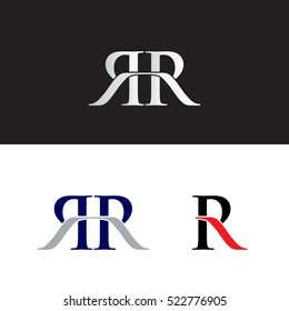 Initials with double R