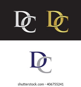 Initials with letter D and letter C
