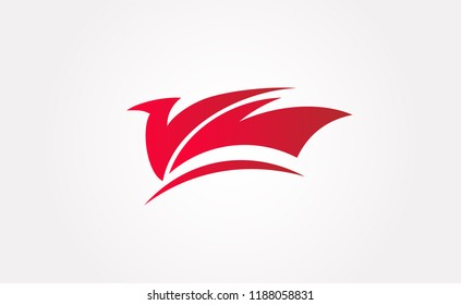 Initials VL vector. Abstract motorcycle