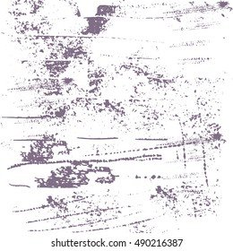 Ink texture. Abstract hand drawing. Perfect for your projects. Vector illustration.