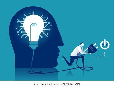 Innovation. Concept illustration.