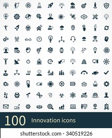 innovation Icons Vector set
