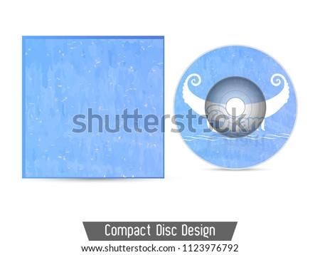 innovative templates cd dvd jewel case stock vector royalty free
