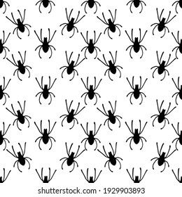 insect pattern print on textiles, paper, wrapping paper, summer theme art line black and white