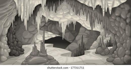 Ilustraciones Imágenes Y Vectores De Stock Sobre Caverna