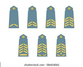 insignia millitary