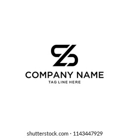 Inspiration sign / logo for companies with initials S & L in the form of so modern and clean.