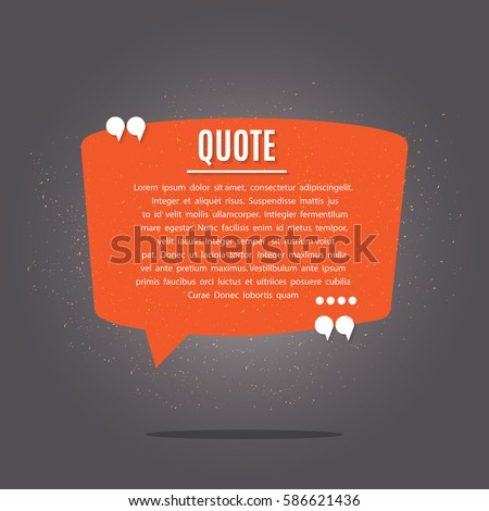 inspirational quote template stock vector royalty free 586621436