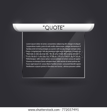 inspirational quote template stock vector royalty free 772037491