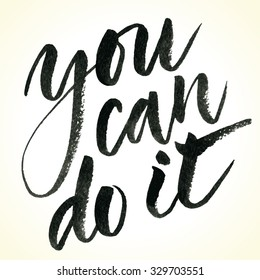 You Can Do It Images Stock Photos Vectors Shutterstock