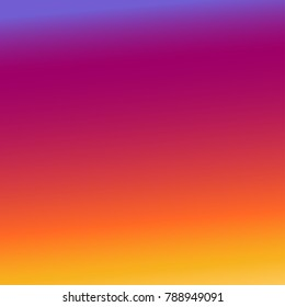 Instagram Background Gradient, Insta Vector Logo, Sign, Social Media, Colorful smooth color, Abstract wallpaper