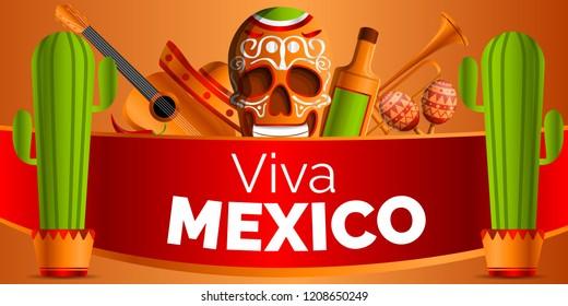 Instruments salsa concept background. Cartoon illustration of instruments salsa vector concept background for web design