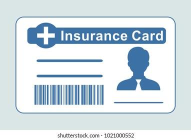 Insurance Shutterstock amp; Health Vectors Card Vector Stock Images Art