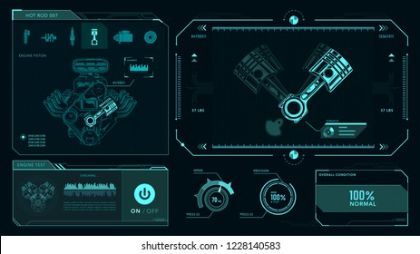 Diesel Turbine Stock Vectors, Images & Vector Art | Shutterstock