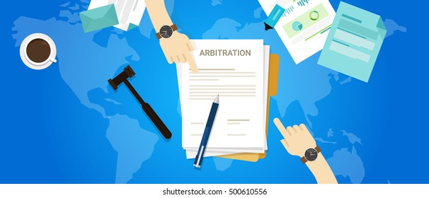 international arbitration mediation court