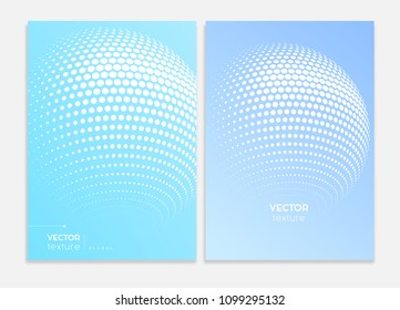 International Business concept, covers design, annual report, brochure template. Vector graphic.