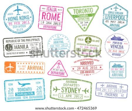 International business travel visa