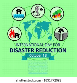 International Day for Natural Disaster Reduction Images, Stock Photos &  Vectors | Shutterstock