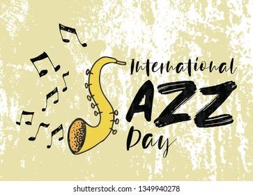 International Jazz Day banner