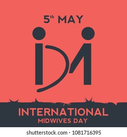 INTERNATIONAL MIDWIVES DAY BANNER