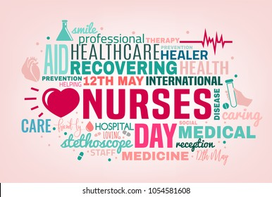 Nurses Words Images Stock Photos Vectors Shutterstock
