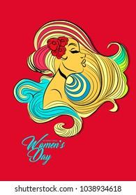 International Women's Day celebration.