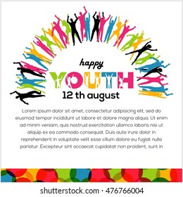 International Youth Day Images, Stock Photos & Vectors ...