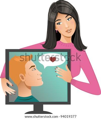 Internett chat dating Speed dating lokale arrangementer