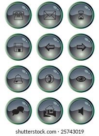Internet Icon Set 1