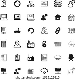 internet vector icon set such as: strength, photo, password, open, picture, keyboard, building, label, connected, server, undo, globe, state, analytics, player, mobile, tax, keyword, old, position