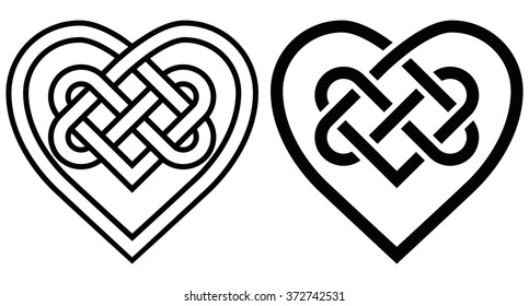 Celtic Heart Images, Stock Photos & Vectors | Shutterstock
