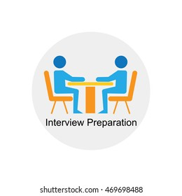 interview preparation icon