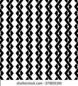 Interweave, braided lines seamless