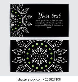 die cut wedding invitation card template stock vector royalty free