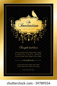 Dinner Party Invitation Images, Stock Photos & Vectors | Shutterstock