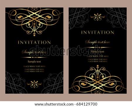 invitation card design free