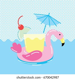 Invitacion Pool Party Stock Illustrations Images Vectors