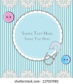 invitation card very cute and romantic
