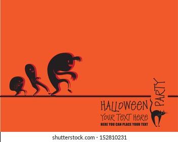 invitation to halloween