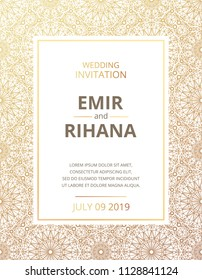 Muslim Marriage Vector Images Stock Photos Vectors