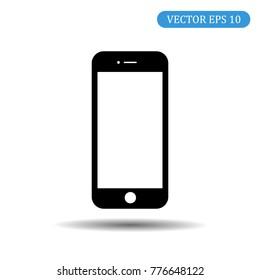 Iphone icon . Vector illustration eps 10