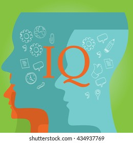 IQ intellectual quotient  intelligence